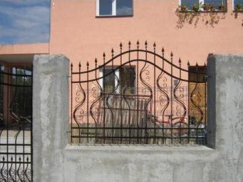 Gard fier forjat PA0052 de la Vietta Srl