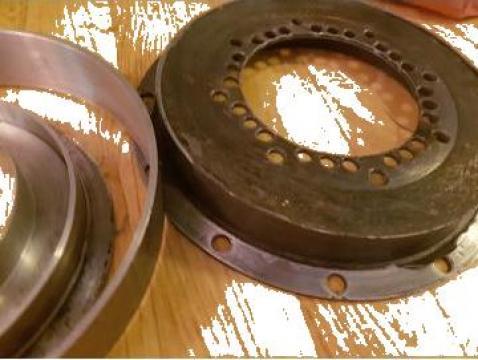 Cuplaj motor cu cauciuc rezistent la abraziune de la Baza Tehnica Alfa Srl