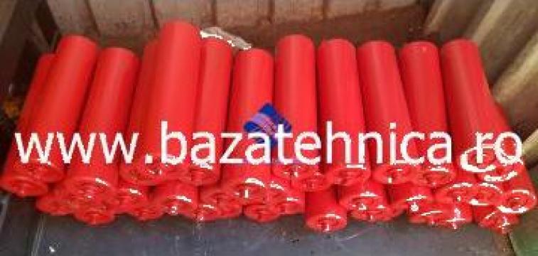 Role pentru benzi transportoare D89x310 mm