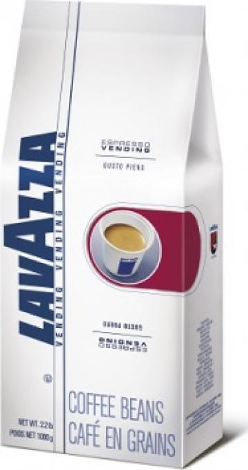 Cafea boabe Lavazza Gusto Pieno de la Romeuro Service