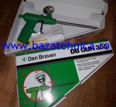 Pistol spuma DB Gun 355 Eco de la Baza Tehnica Alfa Srl