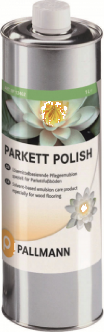 Polish pentru parchet Polish Pallmann