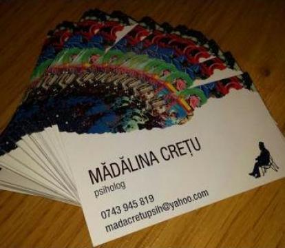 Servicii psihologie Madalina Cretu de la Cabinet Individual De Psihologie Madalina Cretu Raducea