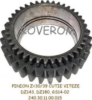 Pinion z=30/39 cutie viteze DZ-143, DZ-180, GS14-02