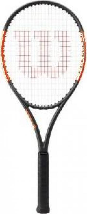 Racheta de tenis Wilson Burn100S Countervail, 18x16, maner 3 de la Best Media Style Srl