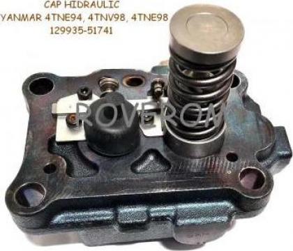 Cap hidraulic Yanmar 4TNE94, 4TNV94L, 4TNE98, 4TNV98 de la Roverom Srl
