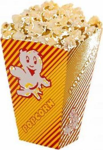 Cutii popcorn M1 (45g ) de la Cristian Food Industry Srl.