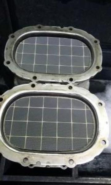 Curatare filtru de particule stivuitor de la Meteor Serv