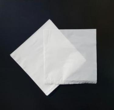 Coltar plastic shaorma 18x18cm, 2 kg/pachet de la Cristian Food Industry Srl.