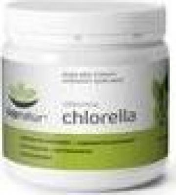Supliment alimentar Chlorella 750 tablete de la Soia Produkt Srl.