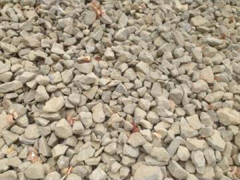 Piatra sparta, sorturi concasate, piatra de cariera Iasi de la Vam Sofi Trans Srl