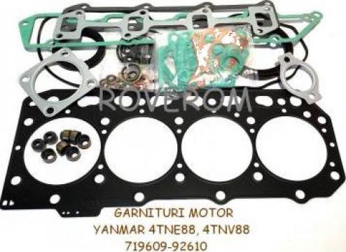 Garnituri motor Yanmar 4TNE88, 4TNV88, Komatsu 4D88E