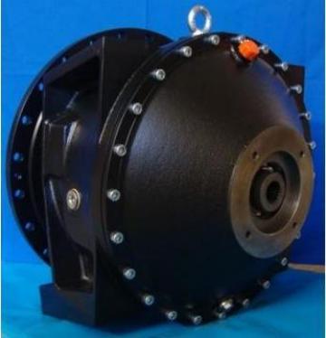 Cutie de viteza autobetoniera GTN-PM51 de la Hidraulica Industrial Srl.
