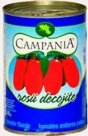 Conserva rosii decojite Campania