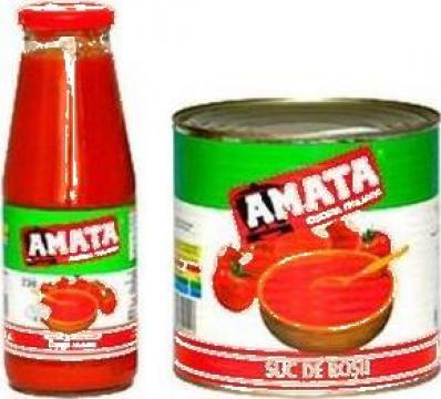 Conserva suc de rosii Amata