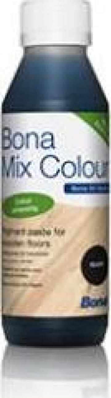 Pasta pigmentata si concentrata (mix colour) negru 0,25litri de la Hexi Market Srl