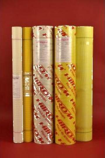 Plasa de armare din fibra de sticla de la Bico Industries Srl