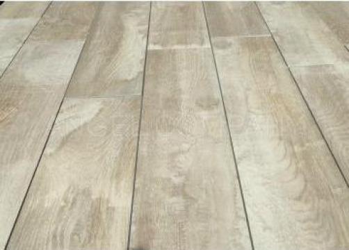Gresie imitatie lemn Tudor Beige 15x90 cm de la Angel Company Srl