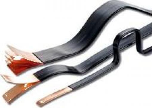 Bara cupru flexibila cu izolatie PVC pentru electricitate de la MRG Stainless Group Srl