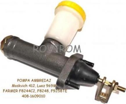 Pompa ambreiaj Farmer F8244C2, F8248, F9258TE, Moskvich 412 de la Roverom Srl