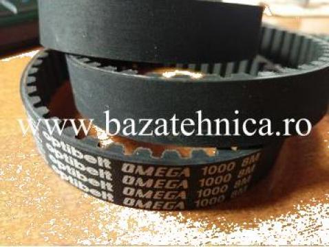 Curea de transmisie HTD 8M 1000, 20 mm latime de la Baza Tehnica Alfa Srl