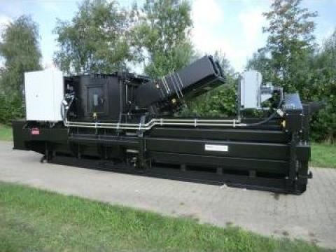 Presa de balotat cu legare automata Albamat 800V5 de la Sc Schuster Recycling Technology Srl