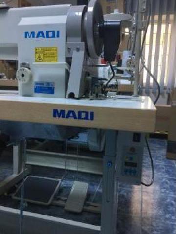 Masina de cusut cu triplu transport Maqi LS 4400 de la Masini De Cusut Industriale A Eol Srl