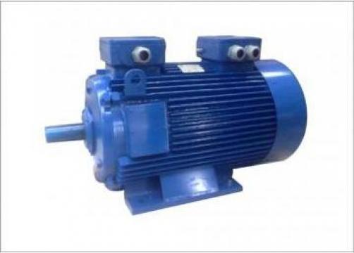 Motoare electrice cu rotor bobinat de la Electrofrane