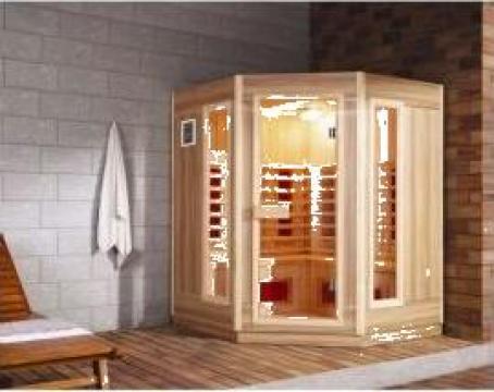 Sauna infrarosu 3-4 persoane de la Sc Gemix Srl