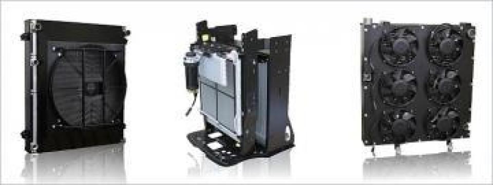 Sisteme de racire pentru utilaje de la Electrofrane