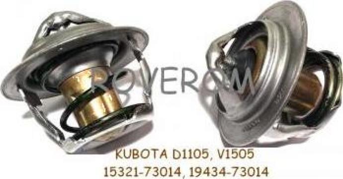 Termostat Kubota D1105, V1505, V2203, Bobcat, Case (71*C)