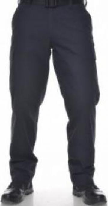 Pantalon de paza cu doua buzunare