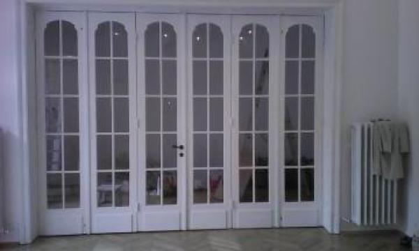 Reconditionare usi, ferestre, scari, mobilier de la Vladut T. Mihaita Pfa
