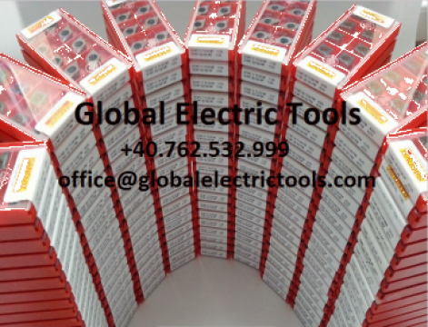 Placute vidia SCMT 120408 de la Global Electric Tools SRL