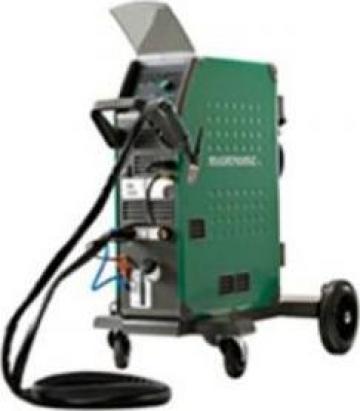 Aparat sudura Migatronic PI 500 DC H-HP Water cu accesorii de la Bendis Welding Equipment Srl
