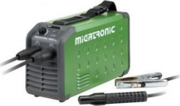 Aparat sudura Migatronic Focus Stick 161E PFC cu accesorii de la Bendis Welding Equipment Srl
