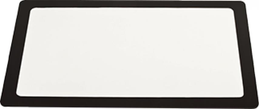 Platou acrilic Raki dreptunghiular prezentare 50x67cm de la Basarom Com