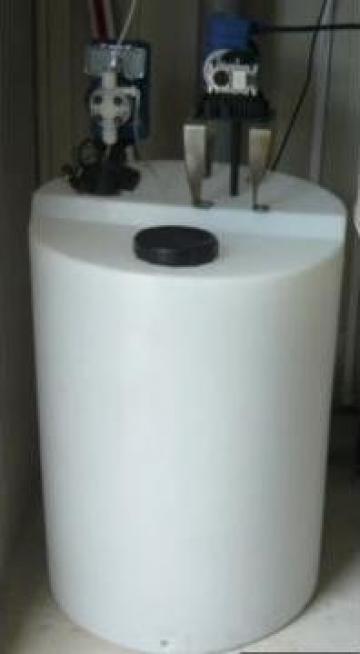 Instalatii de dozare substante chimice