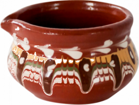 Sosiera ceramica, lut 150ml de la Basarom Com