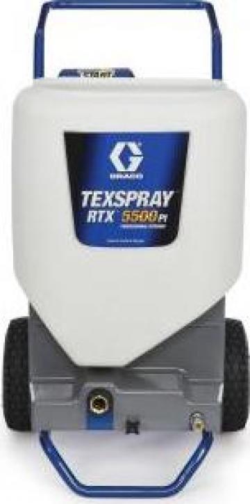 Pulverizator textura Graco RTX 5500 PI