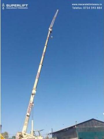 Inchiriere macara Grove GMK 2035 de la Superlift Timisoara Srl