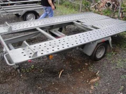 Inchiriere platforma auto 1500kg de la Inchirieri Remorci Berceni