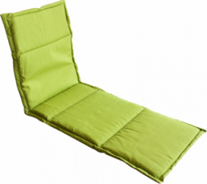 Perna pentru sezlong 164x52x4cm verde de la Basarom Com