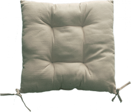 Pernuta pentru scaun 45x45cm bej
