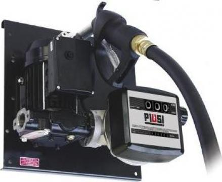 Rezervor IBC 1000L motorina cu pompa Panther originala Piusi de la Simba's Group Srl