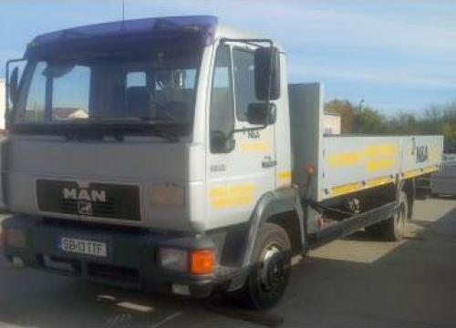 Camion MAN 9224 LC cu macara de la N&A Trade Srl