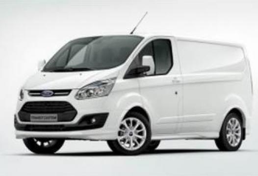 Carlig remorcare Ford Tanzit Custom 2013 de la Gorun Service SRL