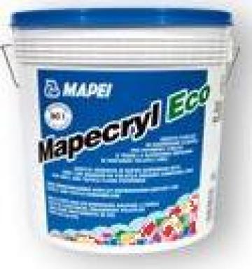 Adeziv acrilic in dispersie apoasa Mapecryl Eco
