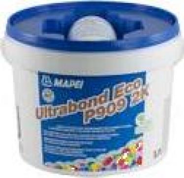Adeziv poliuretanic bicomponent Ultrabond Eco P909 2K