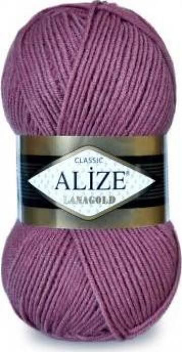 Fire pentru tricotat si crosetat Alize Lanagold de la Sc Ccs Trade Srl